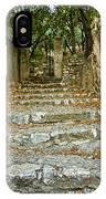 Steps In Cavaillon IPhone Case