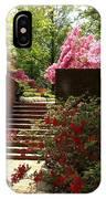 Steps To Azalea Fairyland IPhone Case