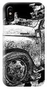 Steudebaker Truck IPhone X Case