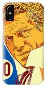 Steve Mcqueen Pop Art - 20 IPhone Case