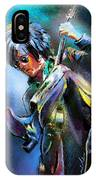 Steve Stevens IPhone Case