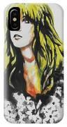 Stevie Nicks 02 IPhone Case