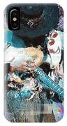 Stevie Ray Vaughan #4 IPhone Case