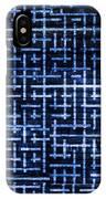 Stick Labyrinth IPhone Case