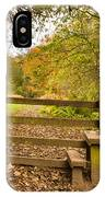 Stile In Plessey Woods IPhone Case