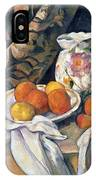 Still Life With Drapery IPhone Case