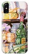 Still Life With Irises IPhone Case