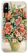 Still Life With Roses IPhone Case