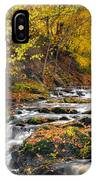 Still River Rapids IPhone Case