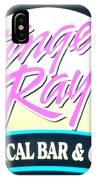 Stinger Ray's IPhone Case