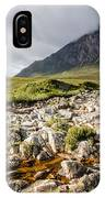 Stob Dearg Mountain IPhone Case