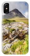 Stob Dearg Peak IPhone Case