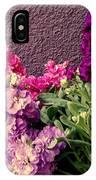 Stock 3 IPhone Case