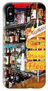 Stocked Bar At Jax IPhone Case