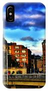 Stockholm In Color IPhone Case
