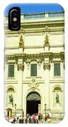 Stockholm Palace IPhone Case
