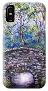 Stone Bridge 2 IPhone Case
