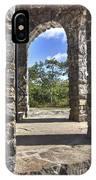 Stone Memorial  IPhone Case