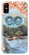 Stone Owl IPhone Case