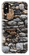 Stones Wall IPhone Case