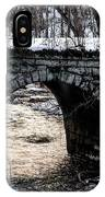 Stoney Bridge IPhone Case