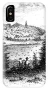 Stony Point, New York IPhone Case