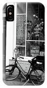 Store Bike IPhone Case