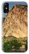 Storm Clouds Above Split Mountain Dinosaur National Monument IPhone Case