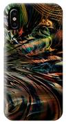 Storm On The Great Sea At Aquaran IPhone Case