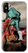 Storm Rider V1 IPhone Case
