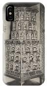 Stove, 19th Century IPhone Case