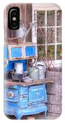 Stove  Appliance Cooker  Kitchen  Antique IPhone Case
