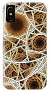 Straw Mosaic IPhone Case