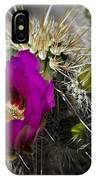 Strawberry Hedgehog  IPhone Case