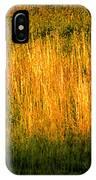 Straw Landscape IPhone Case