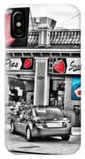 Strawn's Eat Shop IPhone Case