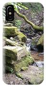 Stream And Wall IPhone Case