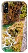 Stream In The Mountains IPhone Case