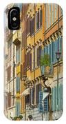 Street And Obelisk IPhone Case