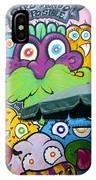 Street Art Lima Peru 2 IPhone Case
