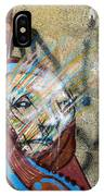 Street Art Valparaiso IPhone X Case