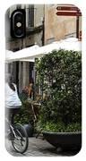 Street Corner Girona Spain IPhone Case