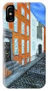 Street In Dublin IPhone Case