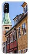 Street In Helsingor Denmark IPhone Case