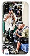 Street Jammin IPhone Case