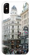 Street Of Vienna IPhone Case