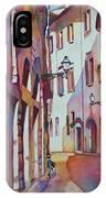 Street Scene Italy IPhone Case