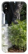 Street Scenes In Key West IPhone Case