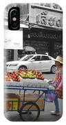 Street Seller IPhone Case