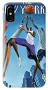 Streetball IPhone Case